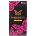 GLAMOUROUS BUTTERFLY HOT TYPE (6pcs)