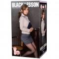 BLACK LESSON RINA ISHIHARA(石原莉奈)