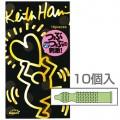 Keith Haring dot dot (10pcs)